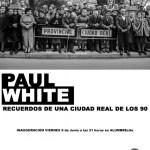 Ciudad Real: Alumbre inaugura una exposición de los inicios fotoperiodísticos de Paul White
