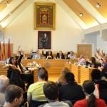 Ciudad Real: El pleno otorga apoyo unánime al trabajo de las asociaciones de discapacitados y deja sola a Izquierda Unida en su cruzada por el referéndum