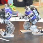 Ciudad Real: Mamporros robóticos para despertar vocaciones científicas