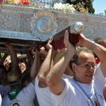Los romeros de Valverde deberán tener «especial cuidado» porque el estado de la Virgen de Alarcos es «bastante delicado»