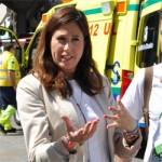 Ciudad Real: Rosa Romero opina que el episodio de la bandera republicana es propio de «dictaduras comunistas»