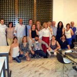 La variedad de matices de los vinos de Dehesa del Carrizal y la imaginación del reconocido chef Jesús Villarejo, protagonistas del primer curso de cata de la escuela Tastevin