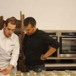 El Top Chef Antonio Canales inauguró la Escuela de Hostelería Tastevin, un nuevo espacio para disfrutar de la gastronomía en Ciudad Real