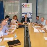 Ciudad Real: La Asociación de Transportistas analiza la situación del sector