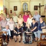 Campo de Criptana homenajea a varias personas centenarias con motivo de las fiestas en honor a Santa Ana