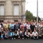 Nueva visita de hermanamiento de Valdepeñas con la ciudad de Cognac