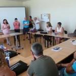 Puertollano: Clausura del Curso de Auxiliar de Comedor y Ayuda a Domicilio impartido en el centro de Aisdi