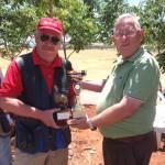 Puertollano: Eulogio García Rodríguez se clasifica para el campeonato autonómico de tiro de codornices