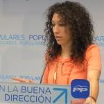 Molina asegura que Sánchez es un Zapatero 2.0 y se burla de que el PSOE venda como nuevo un partido con gente como Barreda o García-Page