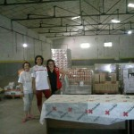 Cruz Roja en Ciudad Real repartió 178.810 kilos de alimentos correspondientes al plan FEGA