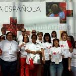 150 voluntarios de Ciudad Real participan en el 150 aniversario de Cruz Roja