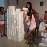Los talleres veraniegos del Museo Comarcal de Daimiel inician su actividad centrándose en la Motilla del Azuer