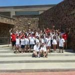 22 jóvenes de Castilla-La Mancha aprenden a manejar la diabetes en un campamento de verano
