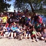 Manzanares: Un campamento juvenil pone fin a las actividades del programa Empu-G