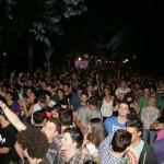 """""""Festivaldepeñas 2014"""" congregó este pasado fin de semana a más de 5.000 jóvenes"""
