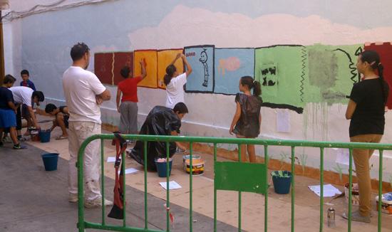 grafiti-daimiel