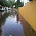 Ciudad Real: El PSOE denuncia que la capital vuelve a inundarse «con cuatro gotas»