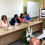 """Presentado el libro """"Legends in Castilla-La Mancha"""", de la profesora Pilar Cano, en el Centro Joven de Villarrubia de los Ojos"""