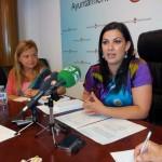 Puertollano: Mayte Fernández se postula como candidata a la alcaldía en las próximas elecciones municipales