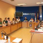 El Ayuntamiento de Miguelturra decide en pleno cobrar en 10 años y sin quitas la deuda de Tierra de Calatrava