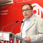 El PSOE considera que es «bochornoso» que se caiga el techo de una habitación sobre dos pacientes y que el Gobierno tarde más de 13 horas en decir algo