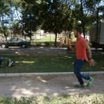 Ciudad Real: Los hosteleros celebran las olimpiadas Santa Marta en el Parque de Gasset