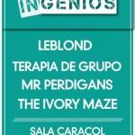 Los ciudadrealeños Mr Perdigans se presentan hoy en la mítica Sala Caracol de Madrid