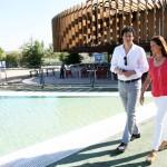 """Ciudad Real: Rosa Romero señala que la accesibilidad es """"una prioridad"""" para el Ayuntamiento durante una visita a Playas del Vicario"""