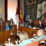 El pleno de la Diputación aprueba subvenciones deportivas, culturales y de promoción económica