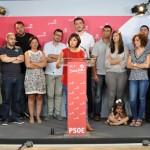 """La plataforma 'Ciudad Real con Madina' defiende a un candidato """"menos conservador"""" que Sánchez y """"más joven"""" que Pérez Tapias"""
