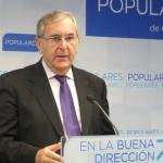 Ciudad Real: Sebastián García (PP) asegura que la creación de empleo «se afianza» en un contexto de «estabilidad económica»