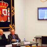 El subdelegado del Gobierno en Ciudad Real presenta la oficina virtual de la Seguridad Social