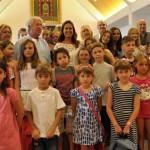 """Rosa Romero recibe a los niños ucranianos: """"Las familias ciudadrealeñas son ejemplo de solidaridad"""""""