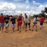 Puertollano: Aldabón organizó con éxito su campamento de verano en la casa rural El Valle