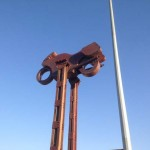 Puertollano ya tiene monumento al motero