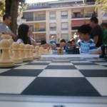 Ciudad Real desafía su mente con el 18º torneo de ajedrez en los Jardines del Prado