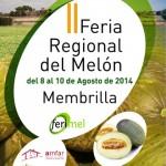 Compradores de Alemania, Gran Bretaña y Rusia visitarán FERIMEL, la Feria Regional del Melón de Membrilla