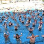 Puertollano: Gimnasia a remojo con el Patronato de Deportes
