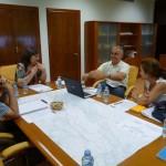 Los empresarios turísticos del Valle de Alcudia piden a la Junta inversiones para promocionar el Parque Natural