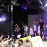 El grupo AURYN da el pistoletazo de salida a los conciertos de la Feria 2014 de Ciudad Real