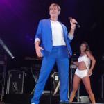 Carlos Baute seduce y excita en su concierto de ferias de Ciudad Real