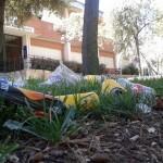 Ciudad Real: Restos de la Pandorga permanecen a la vista en el Colegio Público Carlos Vázquez