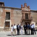 Aldea del Rey: El Palacio de la Clavería ha recibido ya una inversión de casi medio millón de euros para su restauración