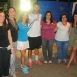Continúan las sorpresas en las semifinales del II Trofeo Challenge Club Recreativo Repsol