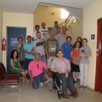 Ciudad Real: Cocemfe Oretania forma a 17 discapacitados en grabación y tratamiento de datos