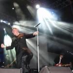 Loquillo conquista con rock las ferias de Ciudad Real