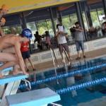 58 niños participan en el Torneo del Club de Natación de Daimiel