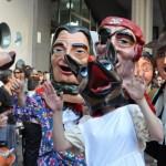 Ciudad Real: Desfile a la carrera después de que la pregonera invitara a todos a no mirar el reloj