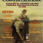 Argamasilla de Calatrava acoge este sábado a grupos folclóricos de Córdoba y Valencia