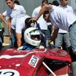Estudiantes de la UCLM presentan el nuevo monoplaza con el que competirán en la Formula Student